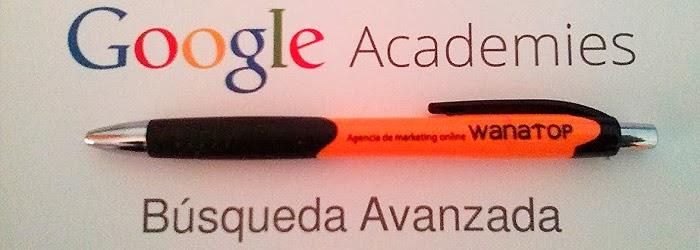 google academies zaragoza 2014