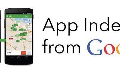 App Indexing: Tu App en las búsquedas de Google