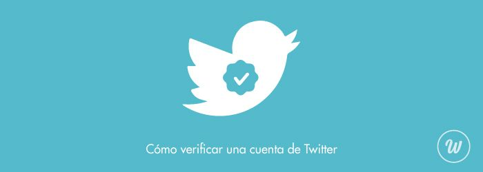 como verificar cuenta twitter