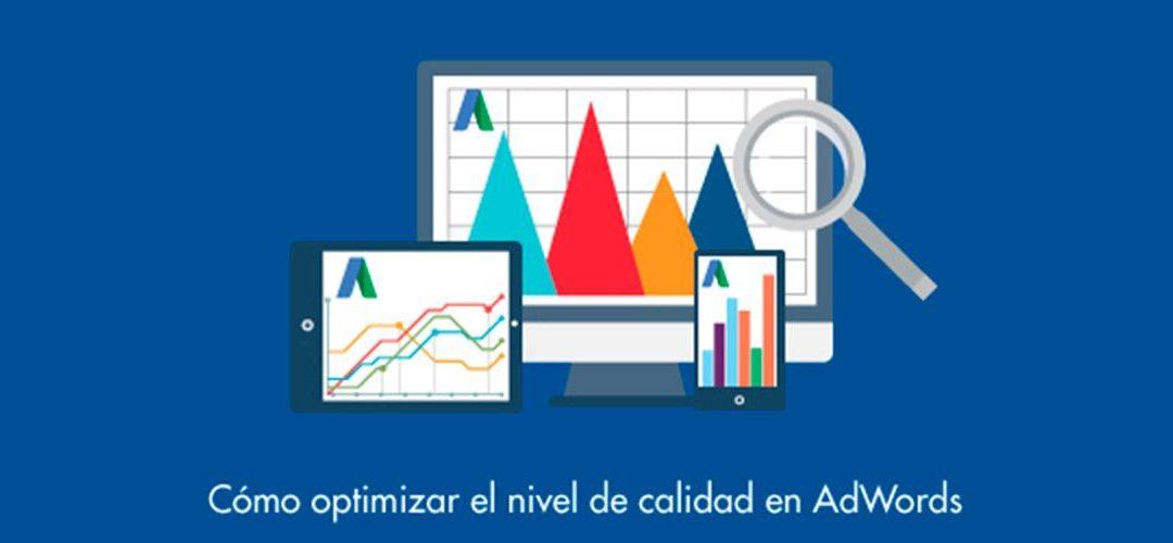 Cómo optimizar el nivel de calidad en AdWords