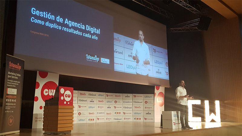 Alberto Congreso Web 2018