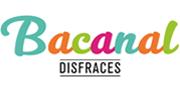 Logo Disfraces Bacanal