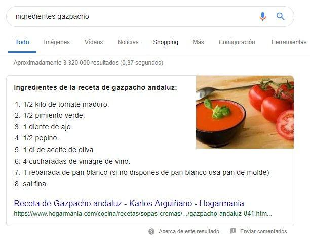 Posicion cero listado ¿Qué es y cómo alcanzar la posición cero de Google?
