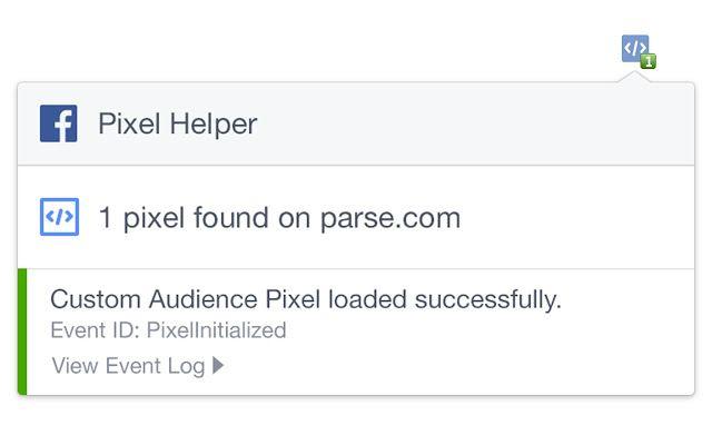 facebook pixel helper Cómo espiar a tu competencia en Facebook