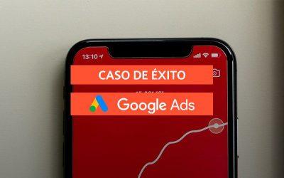 Caso de éxito en un ecommerce de trofeos deportivos con campañas de Google Ads