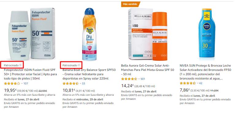 ads resultado compra