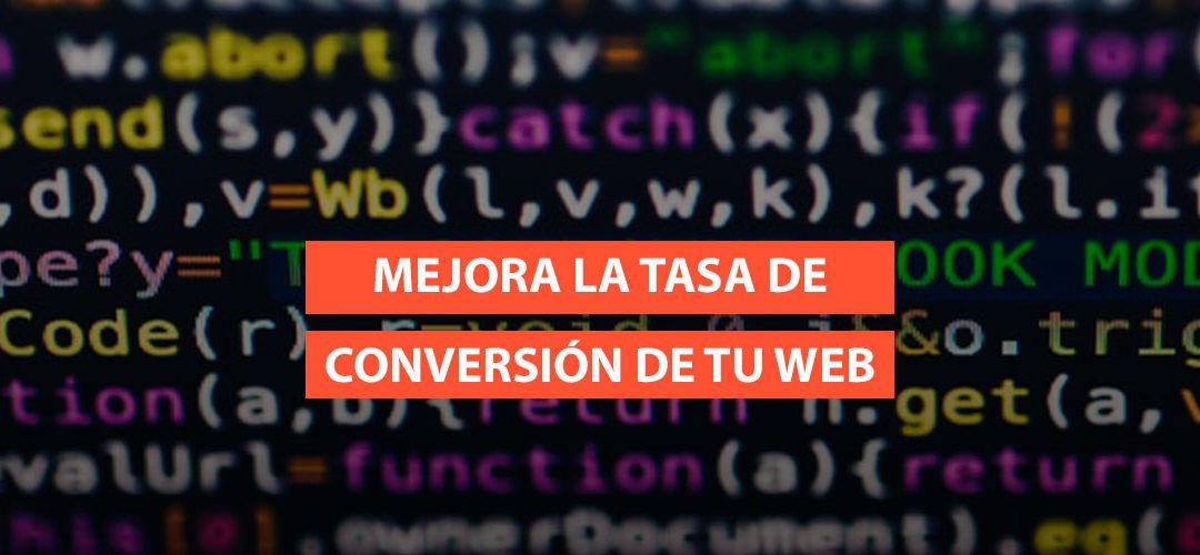 Mejora la tasa de conversión de tu web gracias al CRO