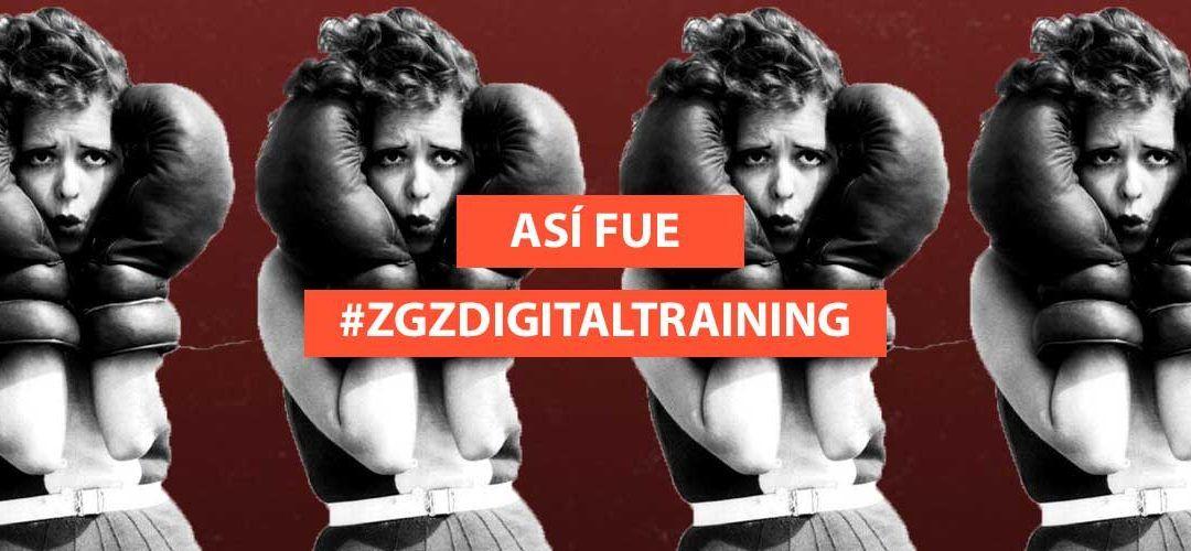 Cerramos el Zaragoza Digital Training con un centenar de proyectos participantes
