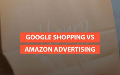 Google Shopping vs Amazon Ads: Diferencias y similitudes