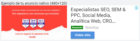 adaptable 5 Guía: anuncios de imagen en Google Ads 2021