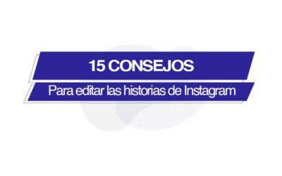 15 consejos para Instagram Stories