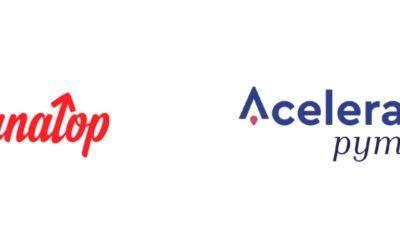 Wanatop es colaborador oficial del Plan Acelera PYME