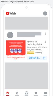 youtube discovery 3 Guía: anuncios de imagen en Google Ads 2021